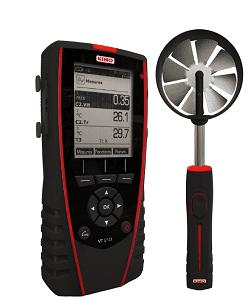 KIMO VT210TL Portable Anemometer