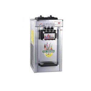 KING CHEF MQ-L22A-B Mesin Tabletop Ice Cream/Pembuat Ice Cream