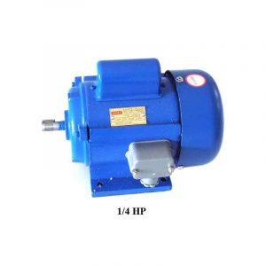 MODERN 1Phase 1450rpm Elektromotor 1/4 HP