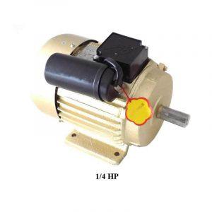 WIPRO 1Phase 1450rpm Elektromotor 1/4 HP