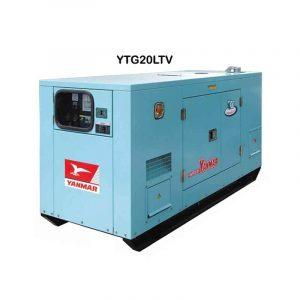 YANMAR YTG20TLV Mesin Generator Silent