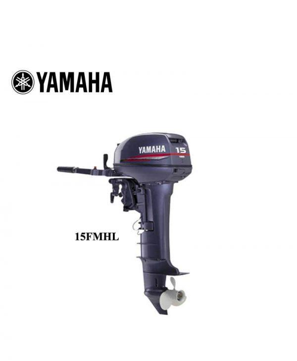 YAMAHA 15FMHL Motor Tempel