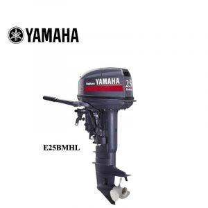 YAMAHA E25BMHL Motor Tempel