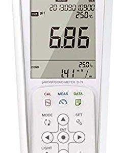 HORIBA D74 Portable pH, ORP, Cond, Resistivity, Salinity, TDS and Temp. Meter