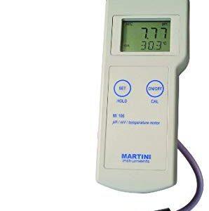 MILWAUKEE Mi106 Portable pH/ORP/Temperature Meter