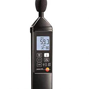 TESTO 815 Portable Sound Level Meter
