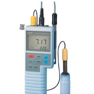 JENCO 6350 pH/ ORP/ Cond/ Salinity Portable Meter