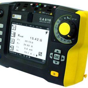 AEMC CA6116N (2138.06) Multifunction Installation Tester