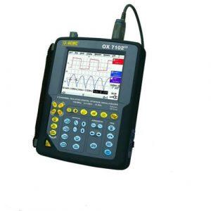 AEMC OX7202III (2124.59) Handheld Oscilloscope