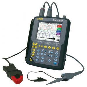 AEMC OX7204III (2124.68) Handheld Oscilloscope