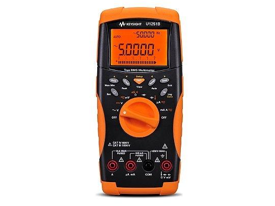 Jual AGILENT U1251B Handheld Digital Multimeter Harga ...