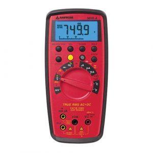 AMPROBE 38XR-A TRMS Digital Multimeter