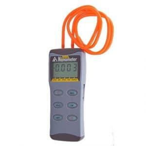 AZ Instrument 8205 Portable Digital Manometer