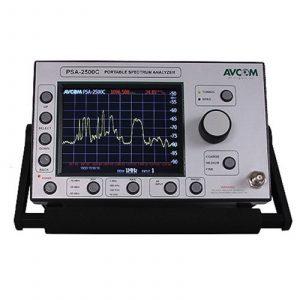 AVCOM PSA2500C 5MHz-2500MHz Spectrum Analyzer