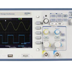 BK Precision 2552 Digital Storage Oscilloscope
