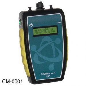 CO2 Meter CM-0001 CO2 Sampling Data Logger
