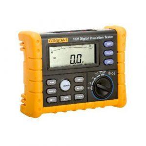 CONSTANT 1KV Portable Insulation/ Megger Tester