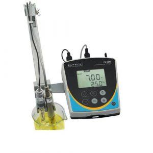 EUTECH PC2700 Benchtop Meter With pH/Conductivity/Temp. Electrode