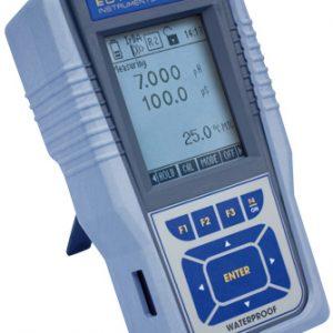 EUTECH PC650 pH/mV/Ion/Cond/TDS/Salinity/°C/°F Meter