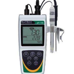 EUTECH PH150 PH and Temperature Meter