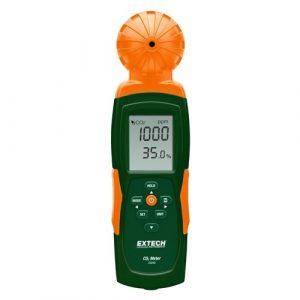EXTECH CO240 Portable CO2 Meter