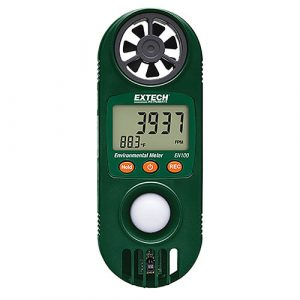 EXTECH EN100 Hygro-Thermo Ligh and Anemometer