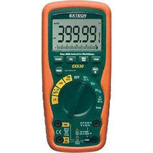 EXTECH EX530 True RMS Industrial Multimeter