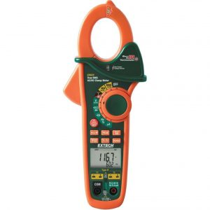 EXTECH EX623 Clamp Meter with Infrared Thermometer