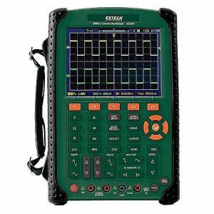 EXTECH MS6100 Handheld Digital Oscilloscope