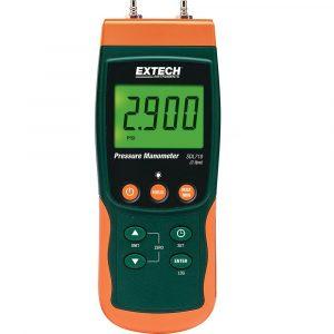 EXTECH SDL710 Differential Pressure Manometer Datalogger