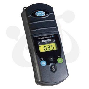 HACH 5870040 Pocket Colorimete II (Ammonia)
