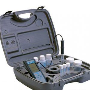 HACH sensION+ MM150 Portable pH/ORP/EC Meter