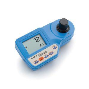 HANNA HI96710 Chlorine pH and Photometer