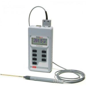 HIRST GM08 Portable Digital Gauss Meter