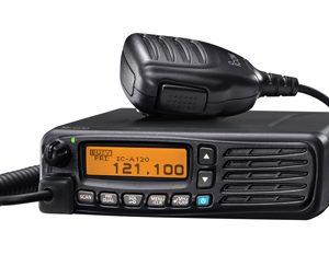 ICOM IC-A120 VHF Airband Radio Communication
