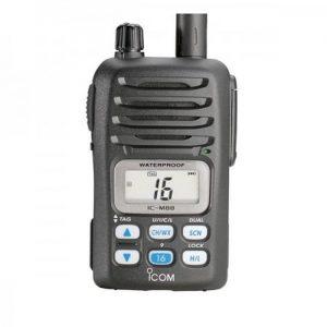 ICOM IC-M88 Submersible Marine Radio Handy Talky