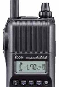 ICOM IC-T70A Radio Handy Talky