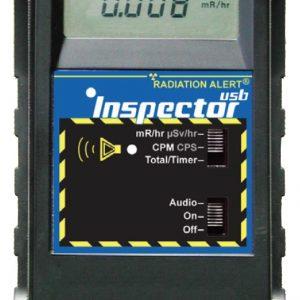 INSPECTOR USB Portable Radiaton Survey Meter