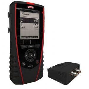 KIMO MP210-HP Pressure Gauge – Micromanometer