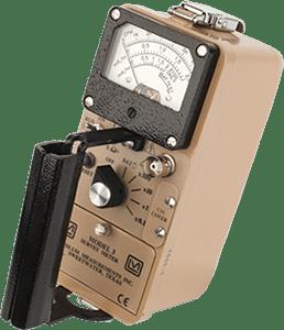 LUDLUM Model 3 General Purpose Ratemeter