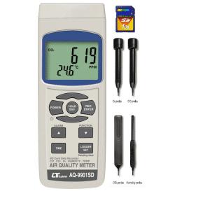 LUTRON AQ9901SD Air Quality Monitor Data Logger