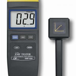 LUTRON EMF828 3D Electromagnetic Field Meter