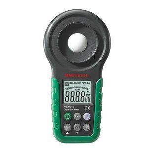MASTECH MS6612 Digital Light Meter
