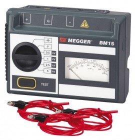 MEGGER MJ15 5KV Analog Insulation Tester