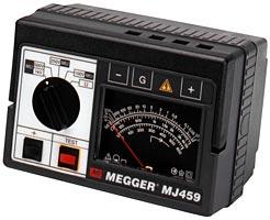 MEGGER MJ459 Battery Powered Insulation Resistance Tester