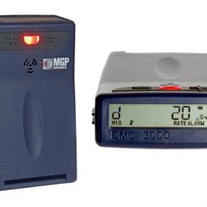 MIRION DMC3000 Personal Electronic Dosimeter