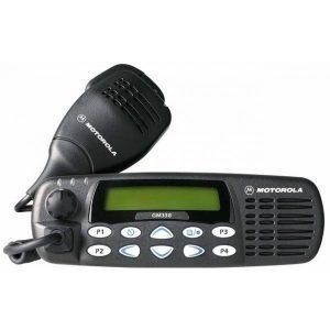 MOTOROLLA GM338 Radio Rig Communication