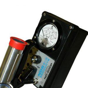 NDS ND2000P Analog Radiation Survey Meter w/ Probe
