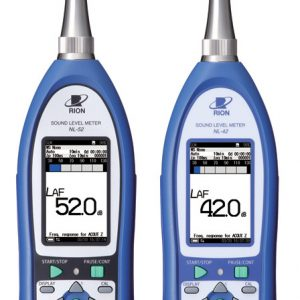 RION NL52EX Type Class 1 Sound Level Meter