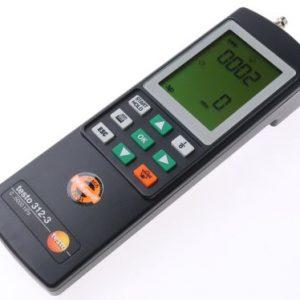 TESTO 312-3 Precision Digital Manometer